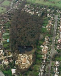 Aerial Photograph of Ingram avenue
