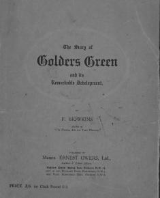 The Story of Golders Green