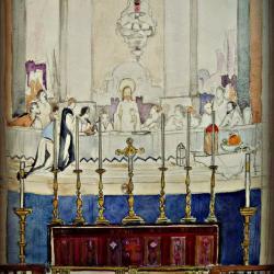 The High Altar by Beth Zanders